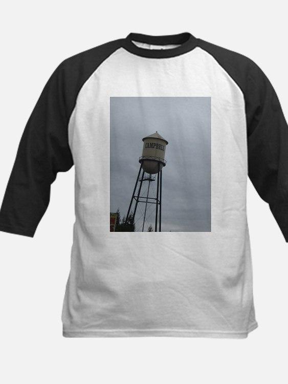 Campbell water tower Baseball Jersey