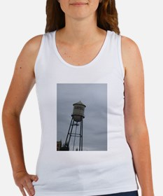 Campbell water tower Tank Top