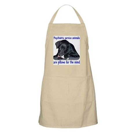 """Fur Pillow"" BBQ Apron"