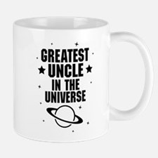 Greatest Uncle In The Universe Mugs