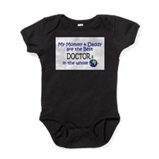 Unique Kids doctor Baby Bodysuit