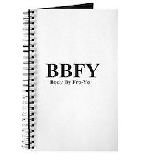 Body By Fro-Yo Journal