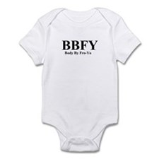 Body By Fro-Yo Infant Bodysuit
