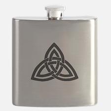 celtic knot 1 Flask