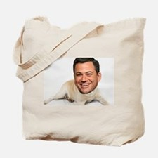 Cute Jimmy kimmel Tote Bag