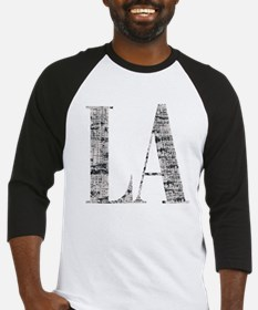 LA - Los Angeles Baseball Jersey