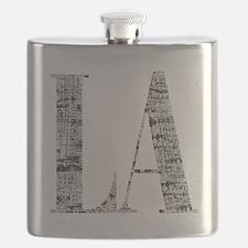 LA - Los Angeles Flask