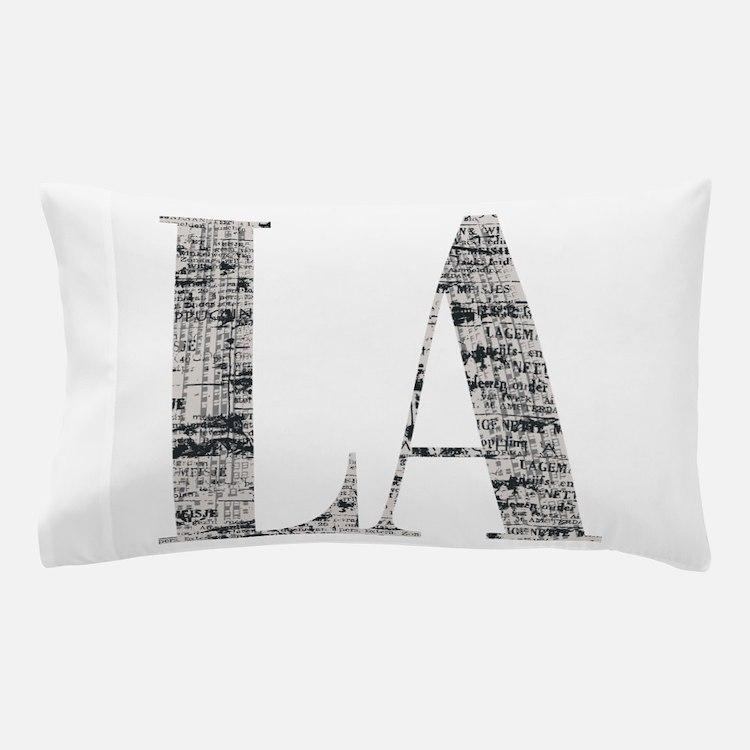 LA - Los Angeles Pillow Case
