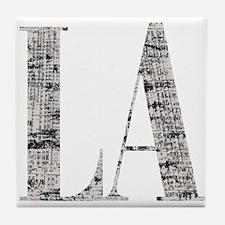 LA - Los Angeles Tile Coaster