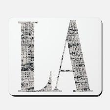 LA - Los Angeles Mousepad