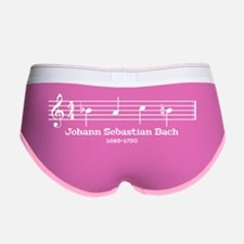 Cool Js bach Women's Boy Brief