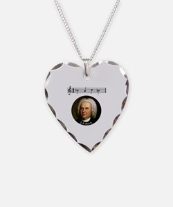 Funny Piano players Necklace