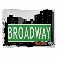 Broadway Pillow Sham