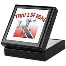 Trini 2 De Bone Keepsake Box