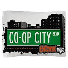 Co-Op City Blvd Pillow Sham