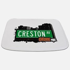 Creston Ave Bathmat