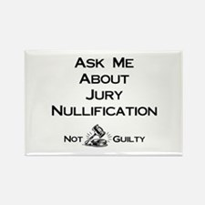 Jury Nullification Magnets