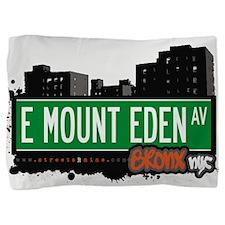 E Mount Eden Ave Pillow Sham