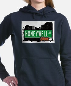 Honeywell Ave Women's Hooded Sweatshirt