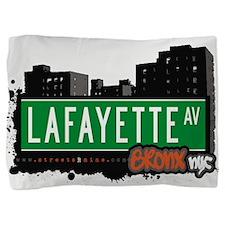 Lafayette Ave Pillow Sham