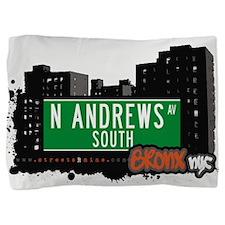 N Andres Av South Pillow Sham
