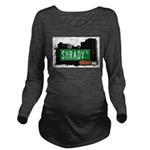 Shrady Pl Long Sleeve Maternity T-Shirt