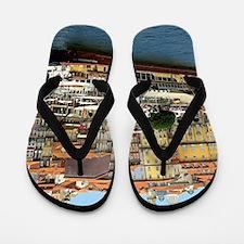Porto, Portugal Flip Flops