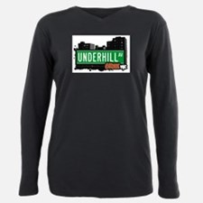 Underhill Ave Plus Size Long Sleeve Tee