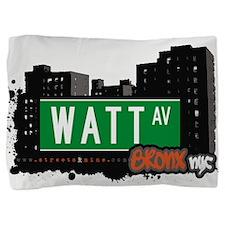 Watt Ave Pillow Sham