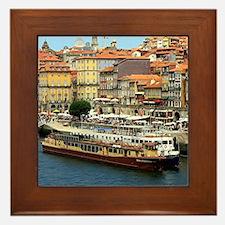 Porto, Portugal Framed Tile