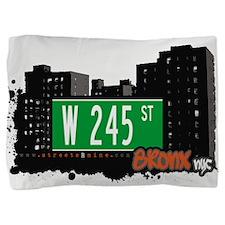 W 245 ST Pillow Sham