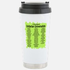 Cute Religious left Travel Mug