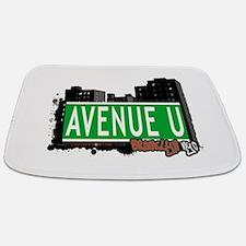 Avenue U, Brooklyn, NYC Bathmat