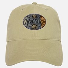 WYOMING Baseball Baseball Cap