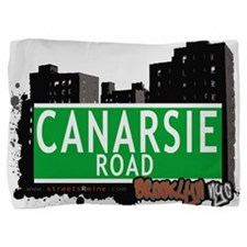 Canarsie road, BROOKLYN, NYC Pillow Sham