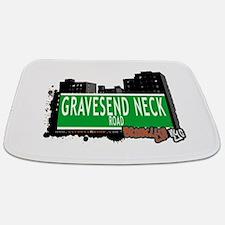 GRAVESEND NECK ROAD, BROOKLYN, NYC Bathmat
