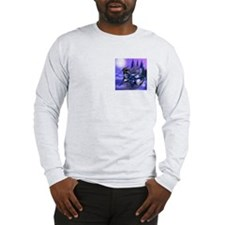 KEEPER OF THE CASTLE Long Sleeve T-Shirt