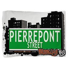 PIERREPONT STREET, BROOKLYN, NYC Pillow Sham