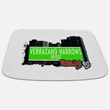 Verrazano Narrows Bridge, BROOKLYN, NYC Bathmat