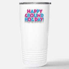 Ground Hog Travel Mug