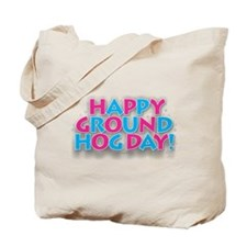 Ground Hog Tote Bag
