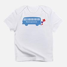 flower powered Infant T-Shirt