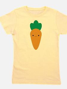 Cute Carrots Girl's Tee