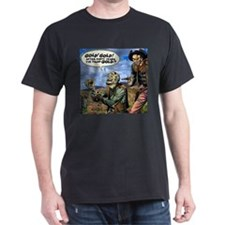 Unique Gold prospecting T-Shirt