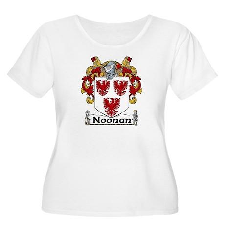 Noonan Coat of Arms Women's Plus Size Scoop Neck T