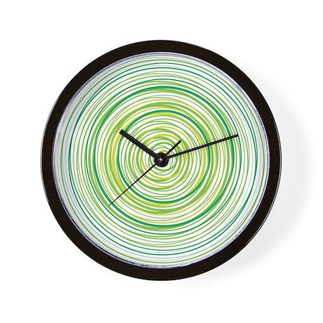 Gamer Rings Wall Clock