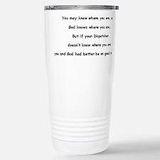 911 dispatcher Travel Mug