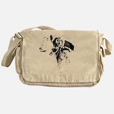 Cute Zack Messenger Bag