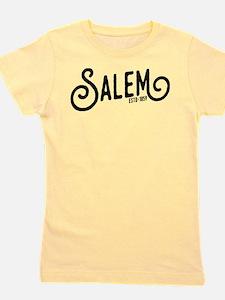 Salem, Oregon Girl's Tee
