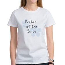 Mother of Bride Blue Tee